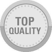 Dieses Icon zeigt die hervorragende Top Qualität von SIMM Spielwaren in einfacher Form.
