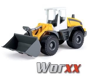 LENA Worxx Baufahrzeug Radlader
