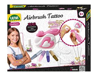 Artikelbild LENA® Airbrush Tattoo Set