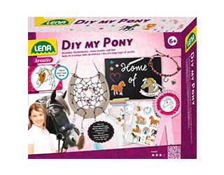 Artikelbild LENA® DIY my pony Bastelset