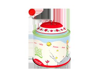 Artikelbild LENA® tin toys Musikdrehdose Der Kleine Prinz