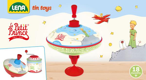 LENA® tin toys Der Kleine Prinz