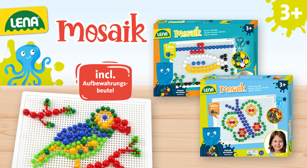 LENA® Mosaik Sets